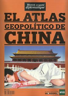 El atlas geopolitico de China