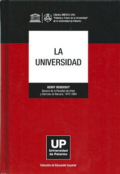 La Universidad. Manual del rector